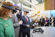 President of General Assembly Visits Microsoft Exhibit at UN Headquarters 3.224216