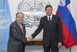 Secretary-General Meets President of Slovenia 2.8277903
