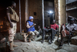 UN Police Patrol in Timbuktu 4.8050685