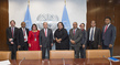 Secretary-General Meets Representatives of Pacific Small Island States