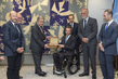 Secretary-General Meets Disability Rights Activist 2.8277903