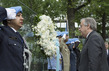 Wreath-laying Ceremony in Observance of the International Day of United Nations Peacekeepers 0.019708212
