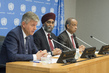 Press Conference on Occasion of International Day of UN Peacekeepers 0.020903714