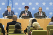 Press Conference on Occasion of International Day of UN Peacekeepers 0.07791879