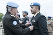 International Peacekeepers Day: Medal Parade at UN Headquarters 0.017244685