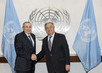 Secretary-General Meets Head of Simon Wiesenthal Centre 2.8277903