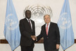 Secretary-General Meets His Special Envoy 2.830534