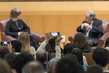 Secretary-General António Guterres has a Conversation at NYU Stern School of Business on Climate Change 3.7230303