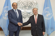 Secretary-General Meets Deputy Prime Minister of Kuwait 2.830534