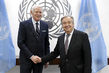 Secretary-General Meets Foreign Minister of Romania 2.830534