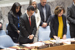 Security Council Honours Victims of Kabul Terror Attack 0.67478484