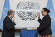 New UN High Representative for Least Developed Countries Sworn In 7.2369285