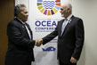 President of General Assembly Meets Prime Minister of Tuvalu 3.2251132