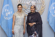 Deputy Secretary-General Meets Crown Princess of Sweden 7.2369285