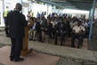 Closing Ceremony of MINISTAH Base in Cap-Haïtien 4.20586