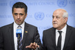 Security Council President Briefs Press on Palestine 0.6549771