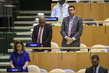 General Assembly Pays Tribute to Late President of Vanuatu 0.07833337
