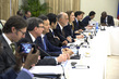 UN Security Council Meets with Haitian President 0.8687688