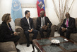 Security Council Delegation Visits Haiti