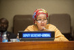 Joint Meeting of ECOSOC, PBC on Situation in Sahel 5.580359