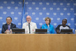 Press Conference on Sustainable Development Goal on Education