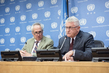 Press Briefing on Humanitarian Situation in Syria 0.124324456