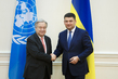 Secretary-General Meets Prime Minister of Ukraine 2.2664342