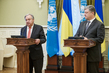 Secretary-General Briefs Press in Ukraine 1.0