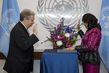 New Special Representative on Sexual Violence in Conflict Sworn In 7.2330136