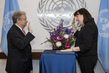 New Special Representative for Children and Armed Conflict Sworn In 7.2330136