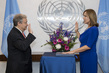 New Head of UN Economic Commission for Europe Sworn In 7.2330136