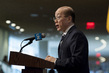 Security Council President Briefs Press on Yemen 0.65450615