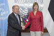 Secretary-General Meets President of Estonia 2.8330426