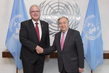 Secretary-General Meets EU Commissioner for International Cooperation 2.8356295