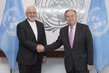 Secretary-General Meets Foreign Minister of Iran 2.8356295
