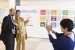 Japanese YouTube Star Piko Taro Visits UN, Promotes Global Goals 4.293459