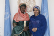 Deputy Secretary-General Meets Vice President of Gambia 7.2330136