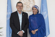 Deputy Secretary-General Meets President of UN Environment Assembly 7.2330136