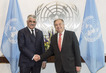 Secretary-General Meets Minister Foreign Minister of the Dominican Republic 2.8356295