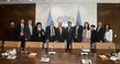 Secretary-General Meets Group of Religious Leaders 2.8356295