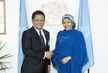 Deputy Secretary-General Meets Minister of Malaysia 7.2330136