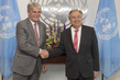 Secretary-General Meets Foreign Minister of Spain 1.0