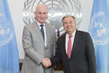Secretary-General Meets African Union Commissioner for Peace and Security