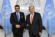 Secretary-General Meets Attorney General of Qatar 2.8356295