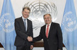 New Permanent Representative of Germany Presents Credentials