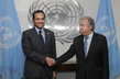Secretary-General Meets Foreign Minister of Qatar