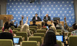 Security Council President Briefs Press on Work Programme for August 3.1901276