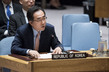 Security Council Adopts Resolution on Non-proliferation by DPRK 1.0