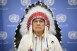 Press Conference on Tenth Anniversary of UN Declaration on Indigenous Rights 3.1916342