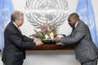 New Permanent Representative of Gabon Presents Credentials 0.019719265